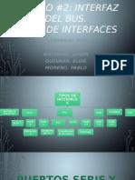 Tipos de Interfaces Modulo II
