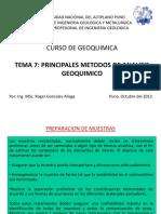 7. Pricipales metodos de analisis geoquimico.pdf
