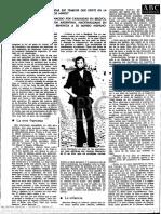 Entrevista a Cortázar 1973.