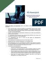 Criterios Elaborar Apresentacao Oral Com Ferramenta Informatica