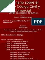 Nuevo Codigo Civil y Comercial - Responsabilidad Civil y Otras Fuentes de Obligaciones