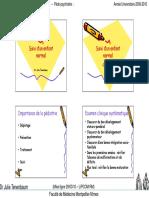 Lahlaydi anatomie topographique Abdomen