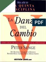 La Danza Del Cambio.epub