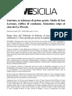 MAFIA 2014 LUGLIO SENTENZA ADDIO PIZZO 5 PIETRO BRUNO livesicilia.it_01-07-2014