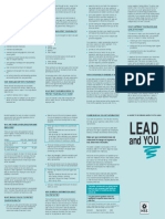 Indg305 - A Guide to Working Safely With Lead Lead and You