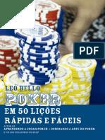 TV-Poker Em 50 Licoes Rapidas e Fa - Leo Bello