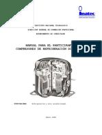 Manual de Compresores de Refrigeracion
