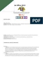 Curso de Office Virtual