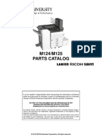 Ricoh Aficio_SPC830_831DN parts manual