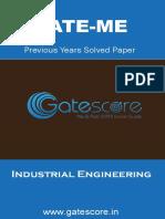 101 Industrial Engineering