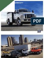 2016 Ford F-650 Brochure