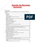 Material de Apoyo 1 - Introducción a La ARH