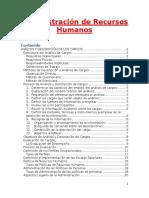 Material de Apoyo 4 - Análisis y Descripción de Los Cargos