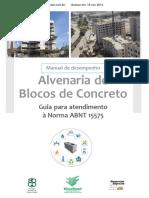 Alvenaria Blocos Concreto_manualdesempenho 2014