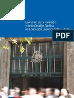 Libro Memoria Historica E. S. en Chile