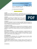Definiciones de Técnicas e Instrumentos de Evaluación