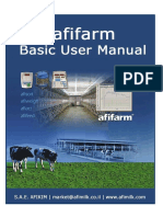 AfiFarm Basic User Manual