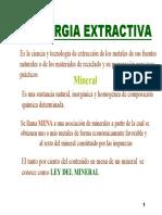Metalurgia extractiva resumen