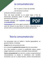 2_Teoria consumatorului