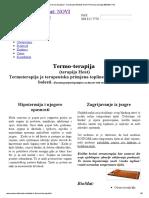 Što Je Termo-terapija_ - Univerzalni BioMat_ NOVI Prehrana Zdravlje 860.830