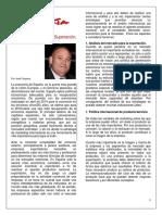 Revista España José Oropeza