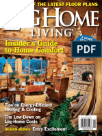 Log Home Living 2012 01
