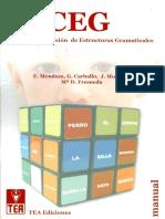 Test Comprensión Estructuras Gramaticales