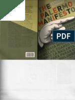 the palermo manifesto. esteban schmidt