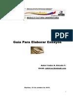 Guía Para Elaborar Ensayos-Carlos-Briceño