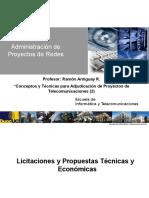 Clase 4 Adm Proyecto de Redes 2015