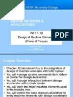 EAT206 Design.methods.applications Week 13