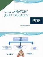 Week 3 JointInflammatoryDisease - 27 Agustus 2012