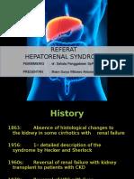 Hepatorenal Referat