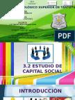 3.2 Estudio de Capital Social ActualJ