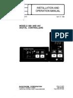 Eurotherm Manual