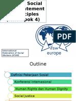 Review Kode Etik IFSW