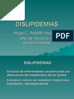 6 Dislipidemias Mediii Hndm