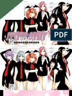 Манга - Крестик и Вампир special