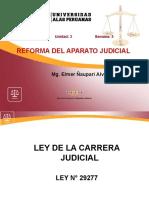 5. Ley de La Carrera Judicial