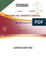 6. Justicia de Paz