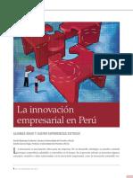 Art. Revista INCAE sobre innovación