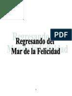 Alonso, Robert. Regresando Del Mar de La Felicidad