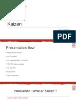 Kaizen MMS