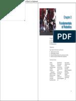 Robotics Basics and Fundamentals