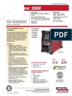 Power Wave S500 Product Literature Jb