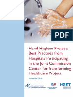 Hand Hygiene Best Practices