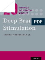 Twenty Things to Know About Deep Brain Stimulation, 1E (2015) [PDF][UnitedVRG]