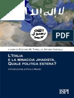 L'Italia e La Minaccia Jihadista Torrelli e Varvelli Magri