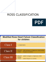 Ross Classification
