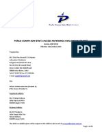 "2015 PERLIS COMM SDN BHD'S ACCESS REFERENCE DOCUMENT (""ARD"")"